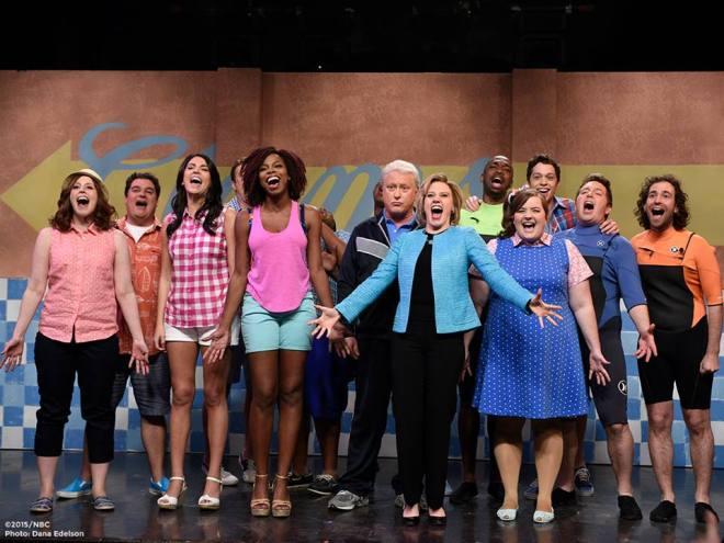 SNL40 Full Cast
