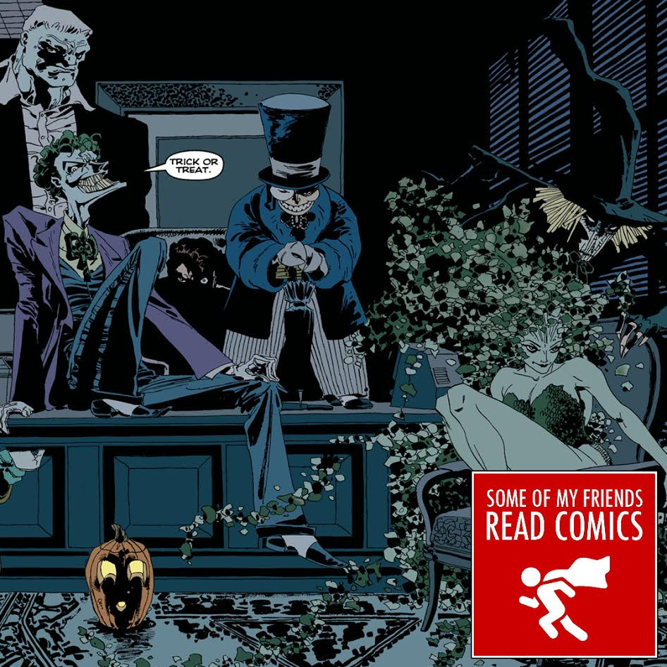 Some of My Friends Read Comics 014 – Batman: The Long Halloween ...